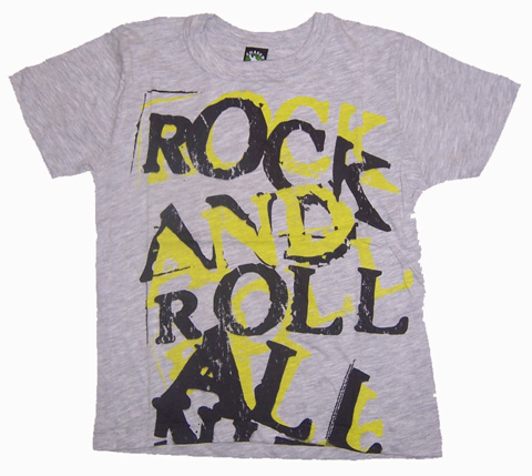 vintage rock and roll tees
